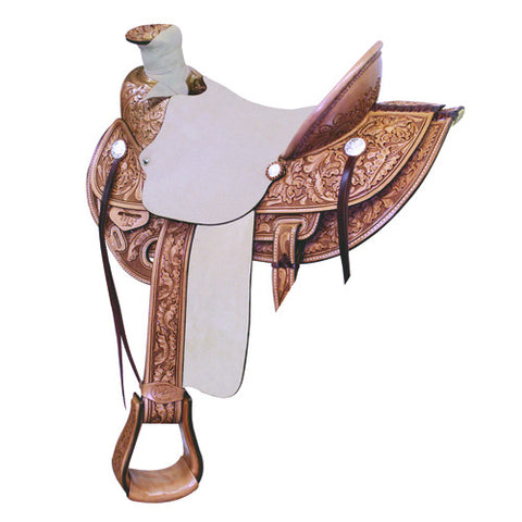 All American Saddles Lone Star Ranch Roper Saddle by Billy Cook Saddlery