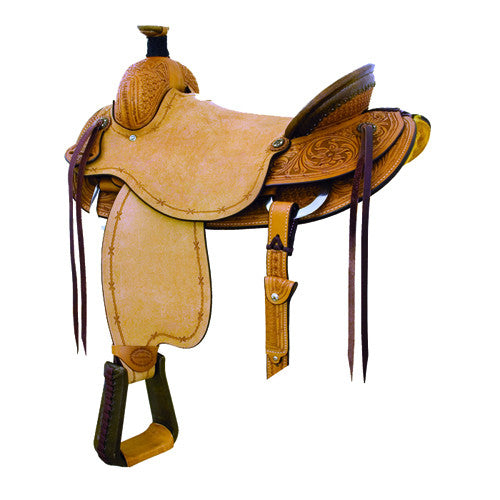 Tombstone Ranch Roper Saddle by Billy Cook Saddlery