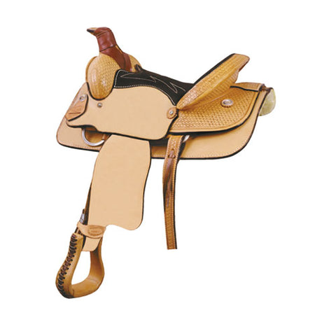 Youth Roper Saddle by Billy Cook Saddlery