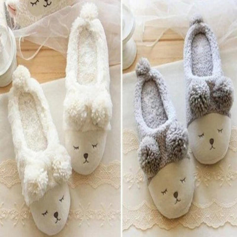 Comfortable Sheep Home Sleeper Slippers