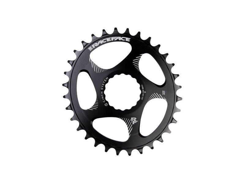RACEFACE CINCH OVAL Direct Mount 9-12V Chainring