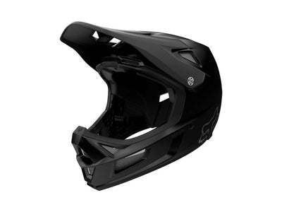 FOX Rampage Comp Matte Black Helmet