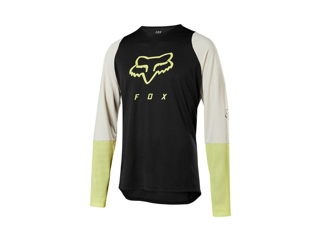 FOX Defend Long Sleeve Fox Head Jersey