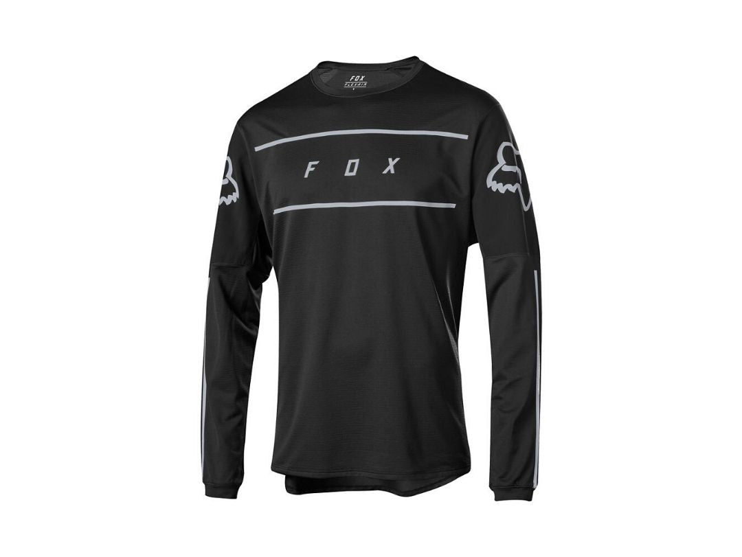 FOX Flexair Long Sleeve Fine Line Jersey