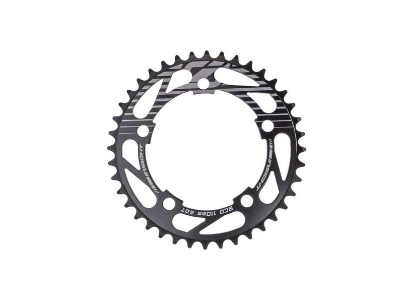 INSIGHT 110MM BLACK CHAINRINGS