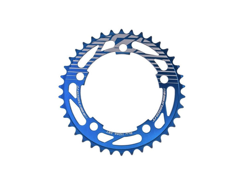 INSIGHT 110MM BLUE CHAINRINGS
