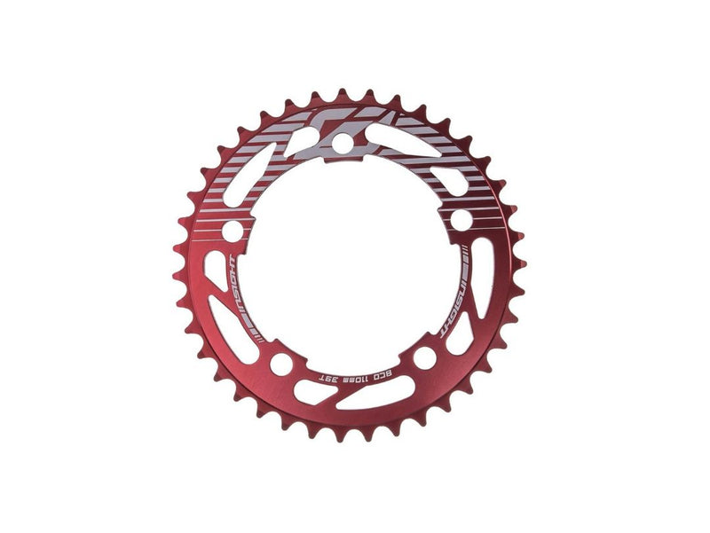 INSIGHT 110MM RED CHAINRINGS