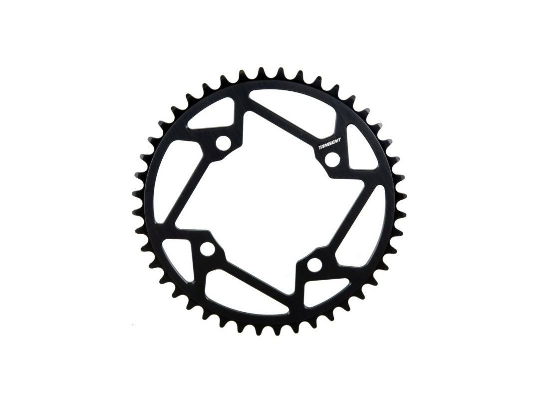 TANGENT HALO 104MM BLACK CHAINRING