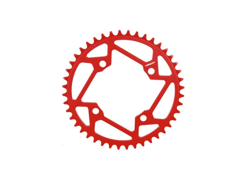 TANGENT HALO 104MM RED CHAINRING
