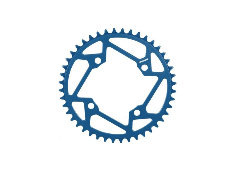 TANGENT HALO 104MM BLUE CHAINRING