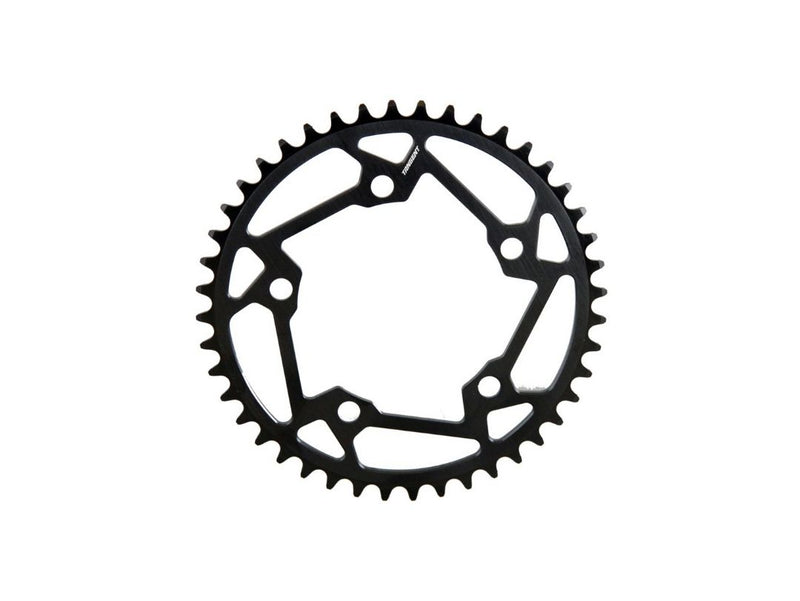 TANGENT HALO 110MM BLACK CHAINRING