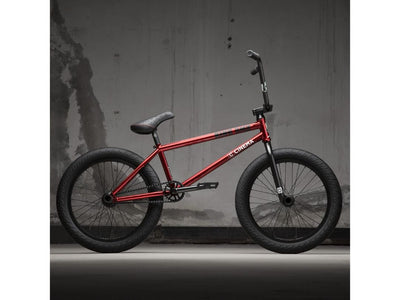 "BMX KINK WILLIAMS Red 21"" Nathan Williams Signature 2021"