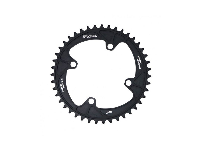 PRIDE RACING HEXAGON CHAINRING
