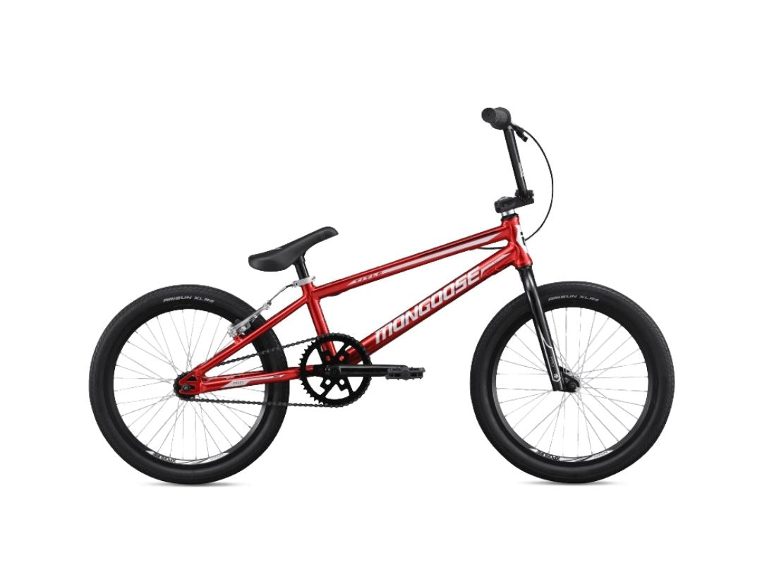 BMX MONGOOSE TITLE PRO RED 2021