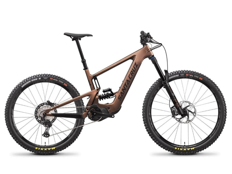 E-BIKE Santa Cruz Bullit MX Kit XT Coil