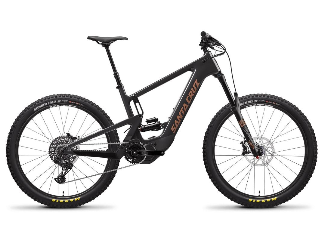 E-BIKE Santa Cruz - Heckler 7 Kit R