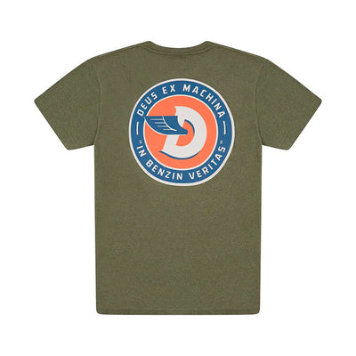 DEUS EX MACHINA Fleet Tee - Legend Bikes