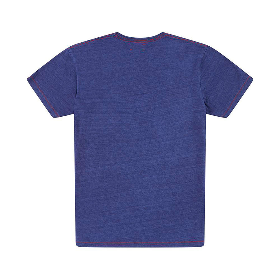 DEUS EX MACHINA Dandy Indigo Tee