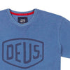 DEUS EX MACHINA Shield Indigo Tee