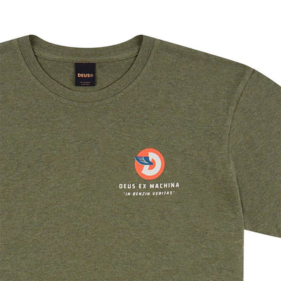 DEUS EX MACHINA Fleet Tee