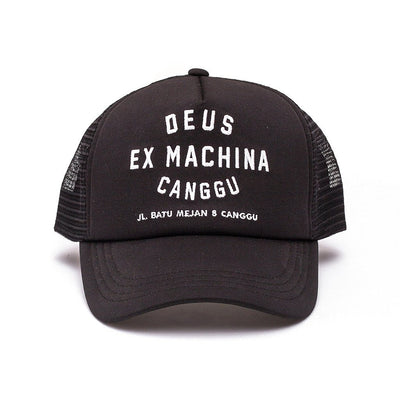 DEUS EX MACHINA Canggu Adress Trucker Hat - Legend Bikes