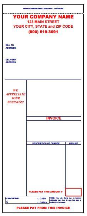 Fuel Oil American Business Forms Amp Envelopes