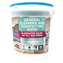 Carmel - All purpose cleaning and disinfecting wipes - 700 pcs in a bucket - As low as $37.50 a bucket