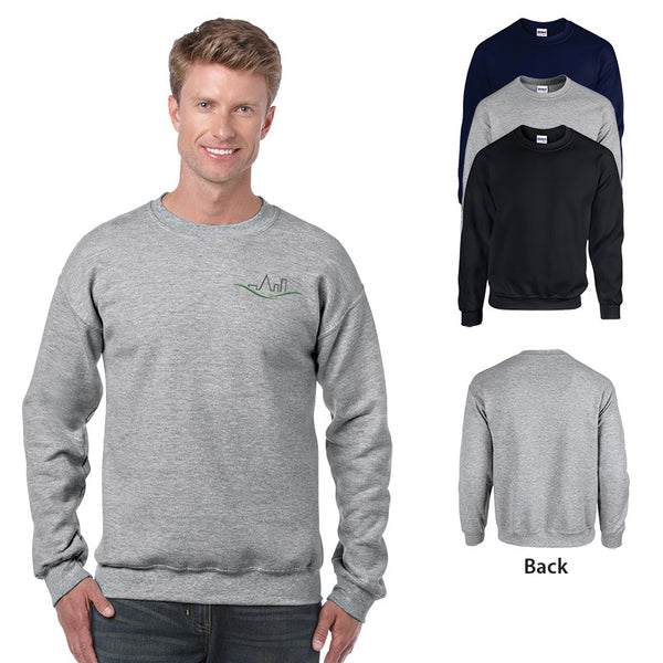 Adult Gildan® Heavy Blend™ Classic Fit Crewneck Sweatshirt (As low as $13.69)