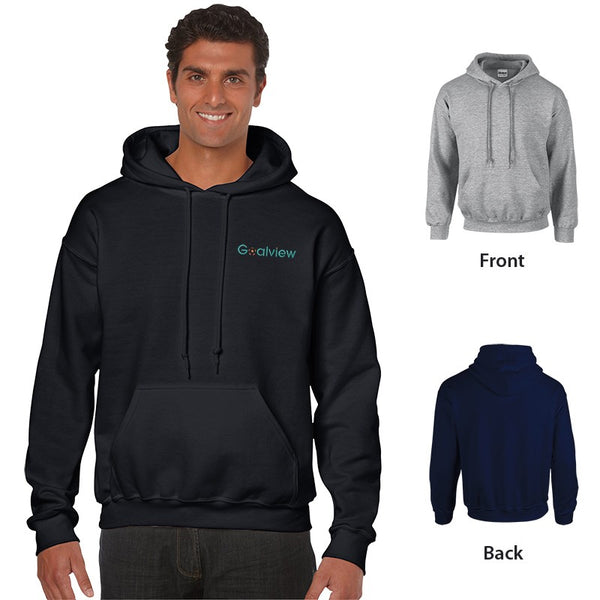 Adult Gildan® Heavy Blend™ Classic Fit Hooded Sweatshirt (As low as $21.69)