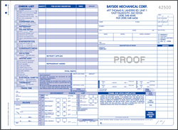 HVACCustFrom_250x Quickbooks Order Form on service work, cancel purchase, how enter sales,