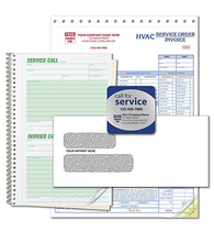 HVAC Business Forms - Business Starter Kit