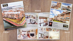 House Listing Brochures (17 x 11 Booklet)