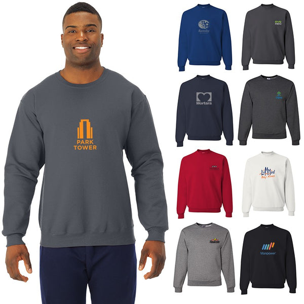 Jerzees® NuBlend® Crewneck Sweatshirt (As low as $13.94)