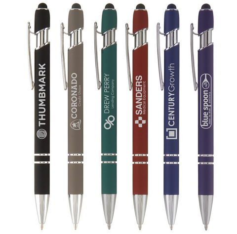 Our Best- Laser Engraved-  Softy w/Stylus- As Low as $ .99 Cents per piece- Free Shipping