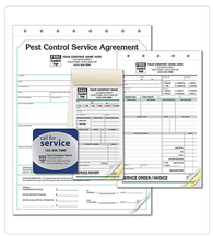 Pest Control Forms - Business Starter Kit