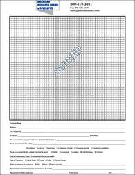 Pest Treatment and Inspection Graph Forms