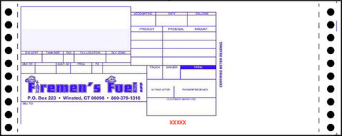 Marketline - Total Fuel Ticket Short