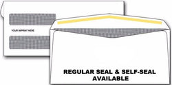 Marketline - Total Fuel Double Window Envelope