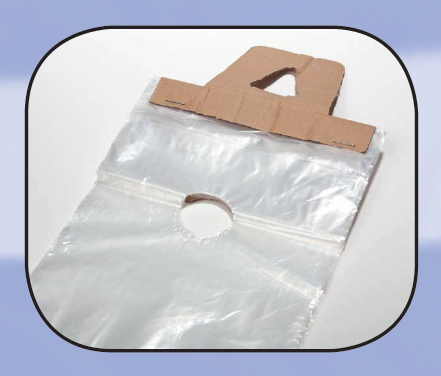 Door Hanger Bags - SAME DAY SHIP