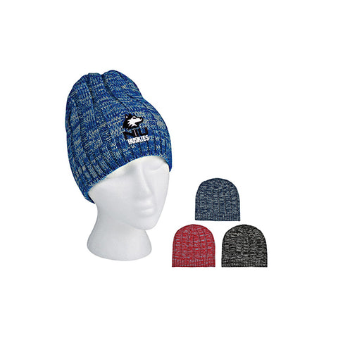 Knit Beanie Cap - Style 2 (As low as $7.17)