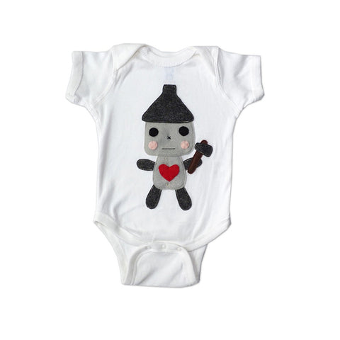 Baby Onesie - LOVE - Tin Man
