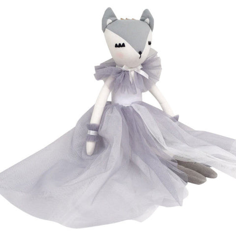Spinkie Lilly Lashful Fox Doll