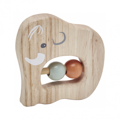 Kids Concept - Rattle mammoth Neo, Wooden Toys, Kids Concept, nursery, kids, babies, presents, gifts - Home & Me