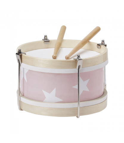 Kids Concept - Drum pink, Wooden Toys, Kids Concept, nursery, kids, babies, presents, gifts - Home & Me