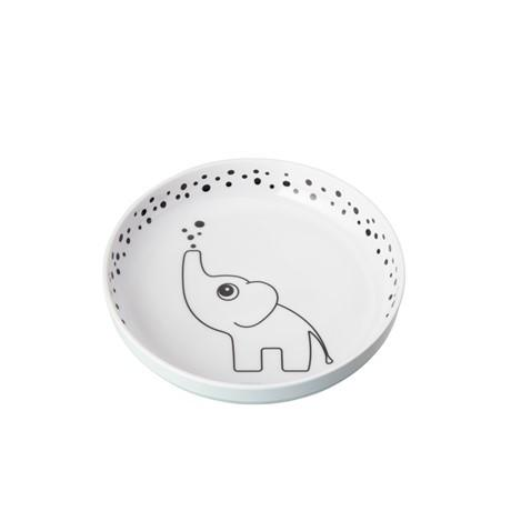 Award Winning Blue Yummy Plus Plate [Pre Order], Dining, done by deer, nursery, kids, babies, presents, gifts - Home & Me