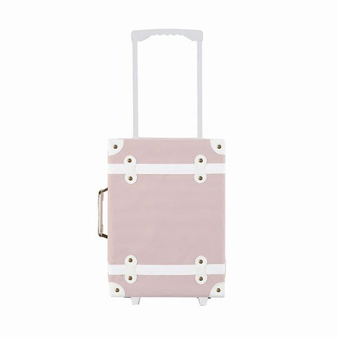 Olli Ella See Ya Suitcase- Rose, , Olli Ella, nursery, kids, babies, presents, gifts - Home & Me