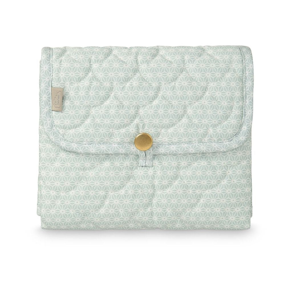 Cam Cam Clutch Changing Mat - Mint, Pamper and Care, Cam Cam Copenhagen, nursery, kids, babies, presents, gifts - Home & Me