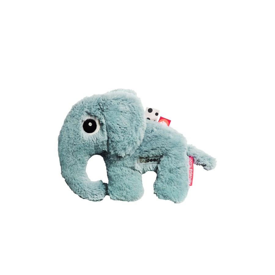 Done By Deer Mint Blue Elphee Cuddle Teddy, Playtime, done by deer, nursery, kids, babies, presents, gifts - Home & Me