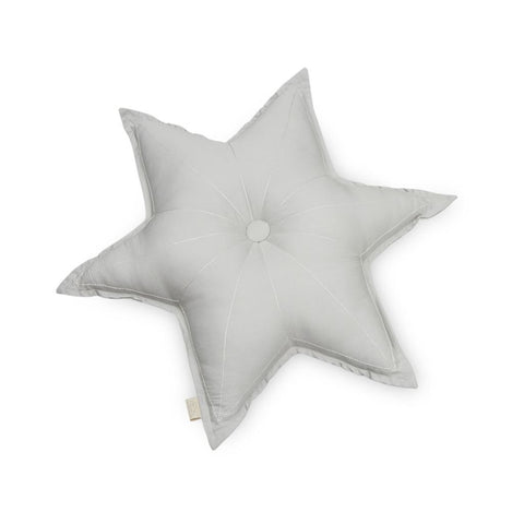 Cam Cam Star Cushion - Grey, Furnishing, Cam Cam Copenhagen, nursery, kids, babies, presents, gifts - Home & Me