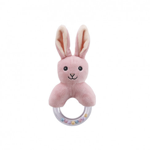 Kids Concept - Rattle EDVIN rabbit, Wooden Toys, Kids Concept, nursery, kids, babies, presents, gifts - Home & Me